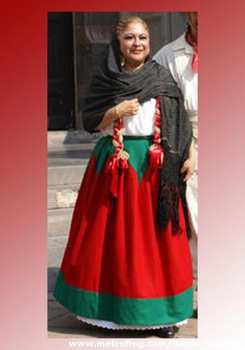 GUANAJUATO: Vestimenta típica de Guanajuato.